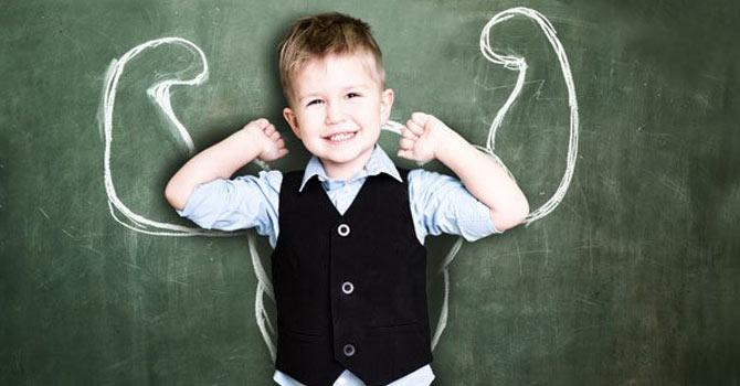 Çocuğun Özgüveni Nasıl Gelişir