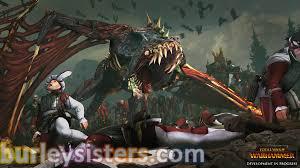 yeni oyunu Warhammer, Total War Warhammer, Total War severler
