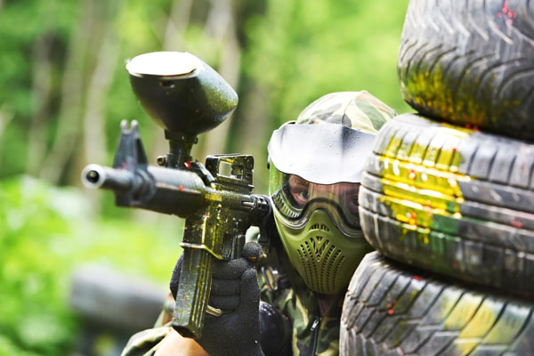 Paintball oynama stratejisi