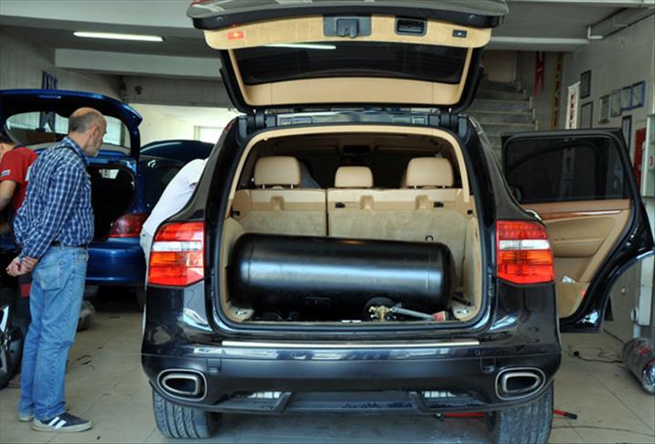 Aracın LPG'de Çok Yakması