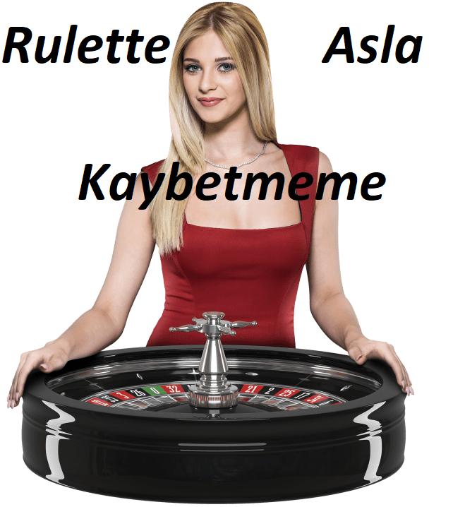 Bedava Rulet Oynarken Kazanma Taktiklerini Not Edin