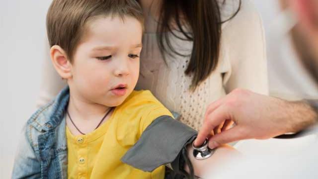 Stres Çocuklarda Hipertansiyonu Tetikliyor